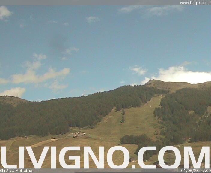 Alta Valtellina - Mottolino